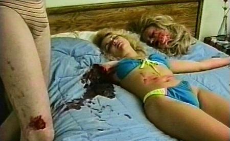 las vegas blood bath arm rip