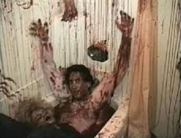 las vegas blood bath tub