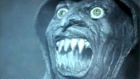 totem monster face