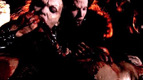 darkside witches demon feast