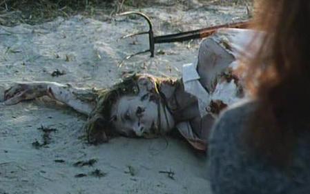 slayer dead woman body