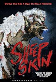 sheep skin cover