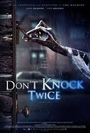 dont knock twice cover