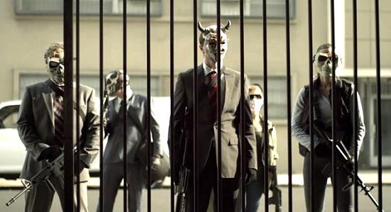 last heist robber masks