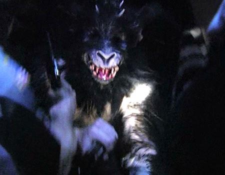 beast beneath monster