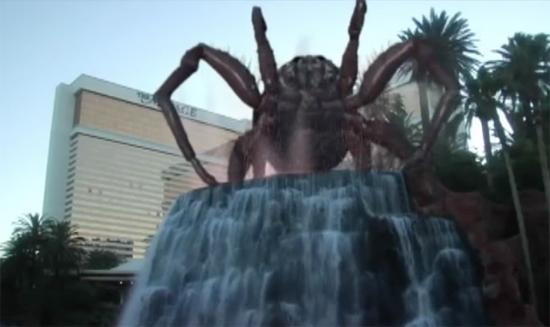 creepies 2 big spider