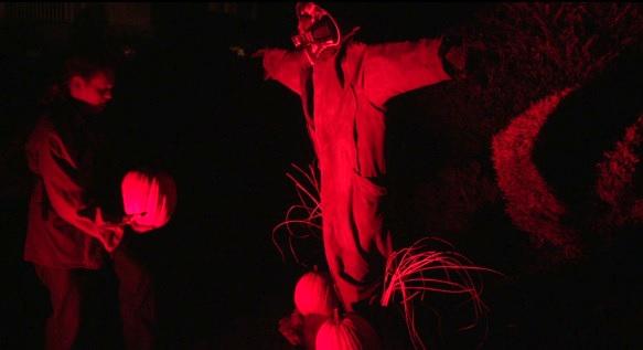 devil's night scarecrow