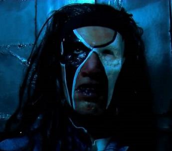adam chaplin face paint
