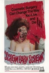 troma 1 scream baby
