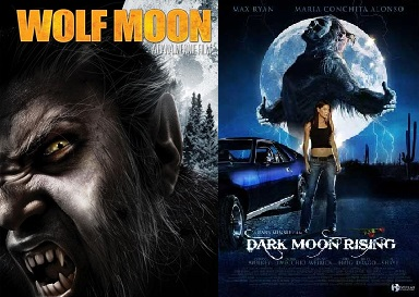 wolf moon cover collage