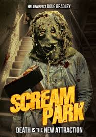 scream park cover