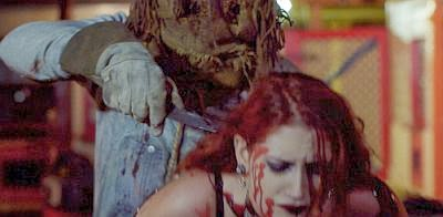 scream park goth kill