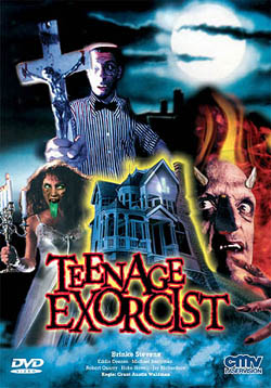 teenage exorcist dvd cover