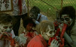 wild zero zombie munch