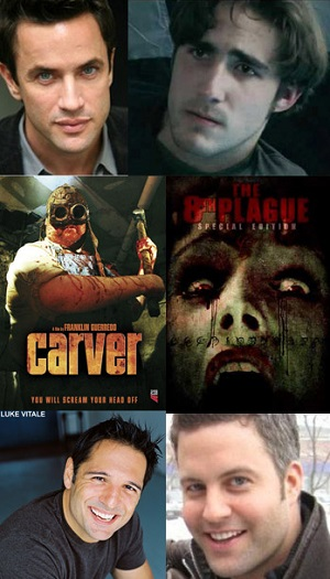 carver 8th plague collage
