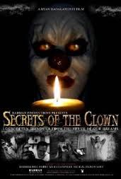 secrets of the clown cover