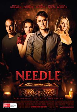 needle cover