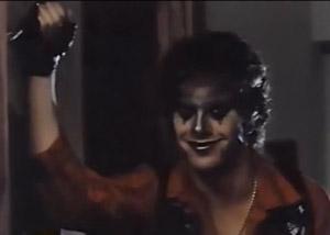 rocktober blood kiss clown
