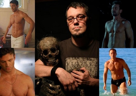 steve niles remains hunks