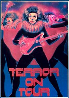 terror on tour cover