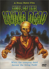 hell of living dead cover
