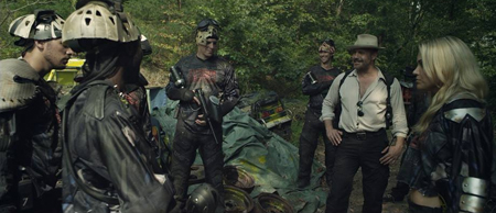 zombie killers fighters