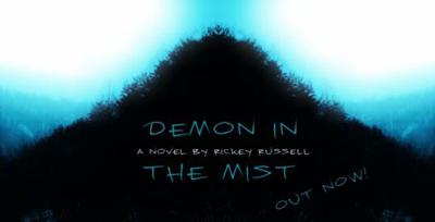 Rickey Rusell demon in mist banner.jpg