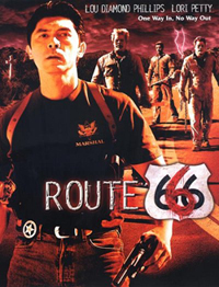 route 666 cover