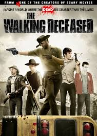walking deceased cover
