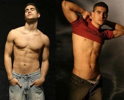 danny lopes shirtless
