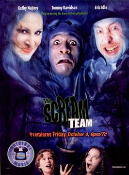 suburban gothic scream team