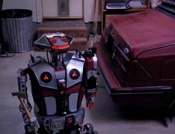 evolver robot
