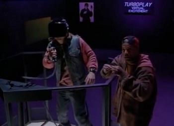 evolver virtual reality