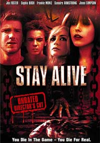 stay alive cover