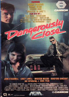 dangerously close cover