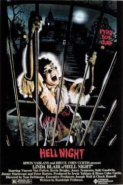hell night cover