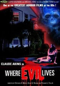 where evil lives cover