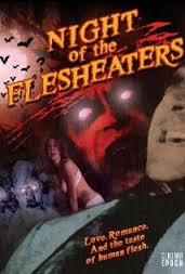 night of flesh eaters cover