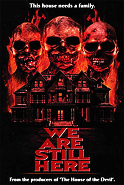 we are still here cover