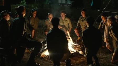 cub campfire