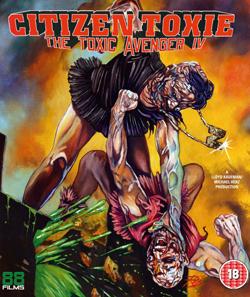 toxic avenger 4 cover