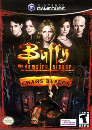 buffy chaos cover