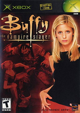 buffy game 1 cover