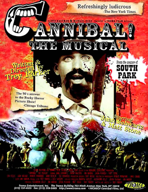 cannibal the musical cover