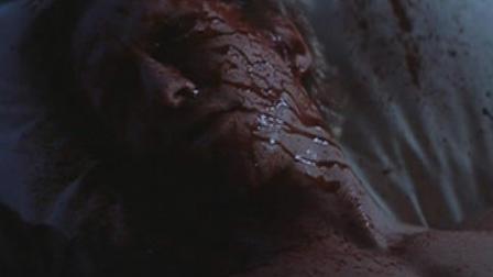 final stab bloody victim