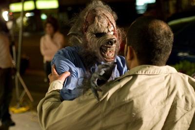 zombie werewolves attack monster
