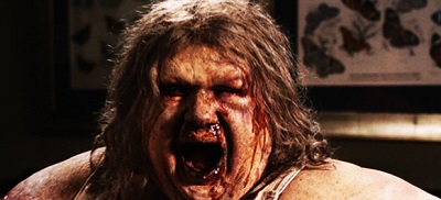 dawn of dead remake zombie lady