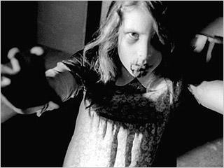 night of living dead basement girl