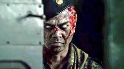 zombie soldier lieutenant zombie