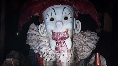 krampus movie clown
